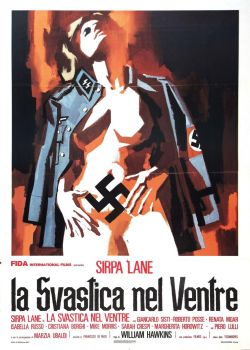 Nazi love camp poster by bullbrown