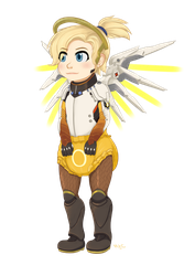 A Little Mercy Goes a Long Way by MentalCrash