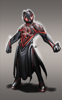Ultimate Spider-Man by AMO17