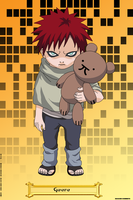 Child  Gaara by Marcinha20