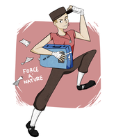 Force-a-nature by akypie