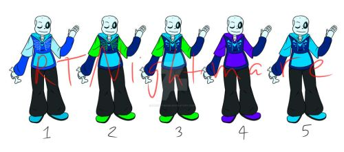 My Sans: All Versions by RTNightmare