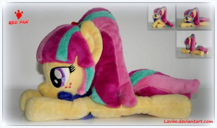 My Little Pony - Sour Sweet - Plush by Lavim
