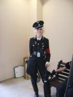 Oni-con 2009 female nazi by izzet-flectomancer