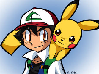 Ash by rongs1234