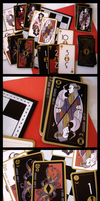 - Collab - WIP - OEtherium playing card game by K-Zlovetch