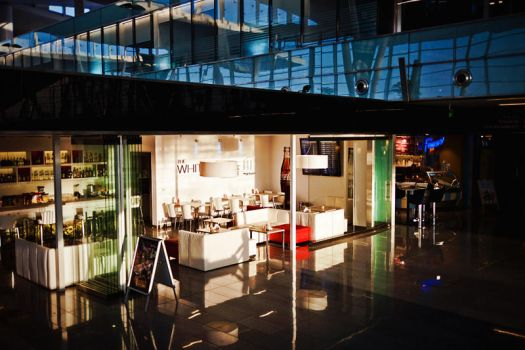 Airport Lounge by raineese