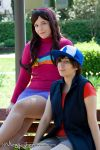 Dipper and Mabel Pines | I by Wings-chan