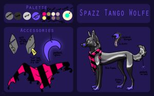 Spazz Ref 3.0 by Sheeep-ish