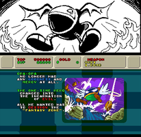 Fantasy Zone 2- The Tears of Opa Opa- Bad Ending by MEGABLUR