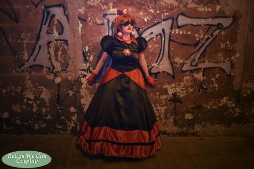 Princess Daisy's Dark Side by BeCos-We-Can-Cosplay