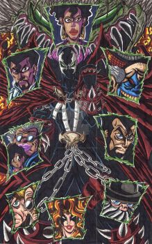 Spawn: The reason why I'm Here! by d13mon-studios
