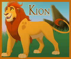 The Lion Guard by PeregrineTheGryphon