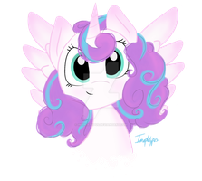 Flurry Heart by Imaplatypus