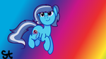 Skipping In the Rainbow :3 by SweetTuney