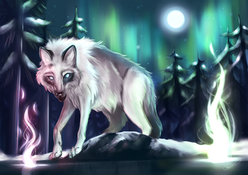 Thea [Finished YCH] by Martith