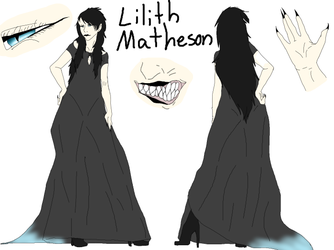 Lilith Matheson by cristalheart7