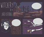 Witchery - WIP by TheArtillerySharks