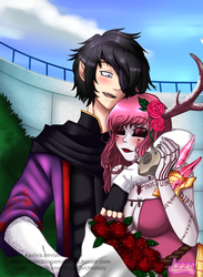 CM - Such a Romantic Vampire! by Kaelva