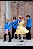 Ouran Cosplay by seely-san
