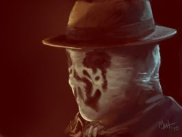 Rorschach by Viking-Heart