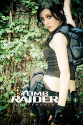 Cosplay Lara Croft Tomb Raider Underworld Classic by MissCroftCosplay