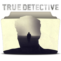 True Detective - Folder Icon by RST-420