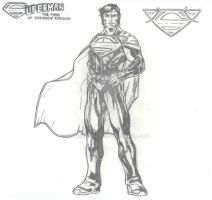 Superman Redesign by kameleon84