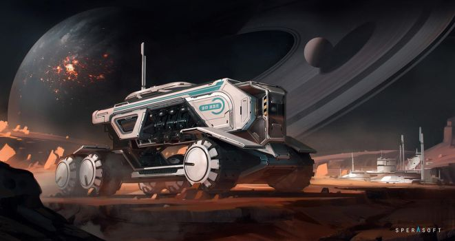 Vehicle 2 by sheer-madness