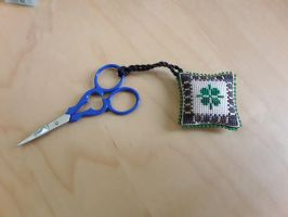 Weavers Tapestry Fob by Magical525