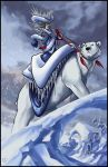 Snow Queen by QueenGwenevere