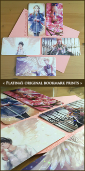 Platina's original prints! by PlatinaSi