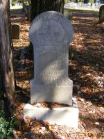 Autumn Cemetery 38 by DKD-Stock