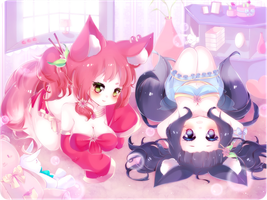 AT: Play with us! by Ririna-chan