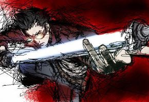 no more heroes by Micro-Mage