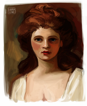 classical lady by shiraline