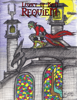 Legacy of Kain: Requiem by Top-Hat-Wolf