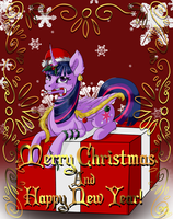 Merry Christmas! by Xaneas
