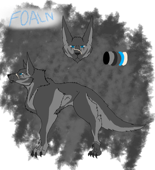 Foaln's reference sheet by AndroidAss