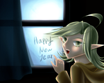 Happy New Year by Renny1998
