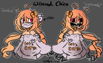 Withered Chica by Chisukii