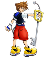 Sora by Takfloyd
