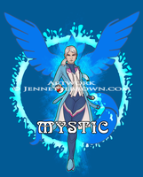 Team Mystic by sugarpoultry