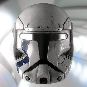 Republic Clone Commando - Vosii'an by BB22Andy