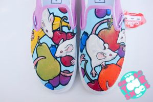 Mouse Shoes by mburk