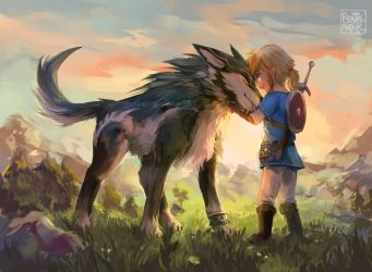 Breath of the Wild by RoyalNoir