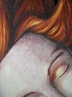 Person sleeping... detail by cyborgbeetle