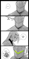 Time Travel Shenanigans AU (Genji's Side) by Fruitloop-chan
