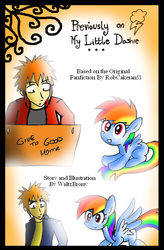 My Little Dashie II: Page 1 by NeonCabaret