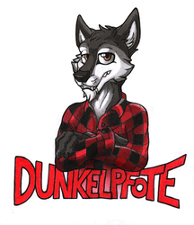 Dunkelpfote badge by danwolf15